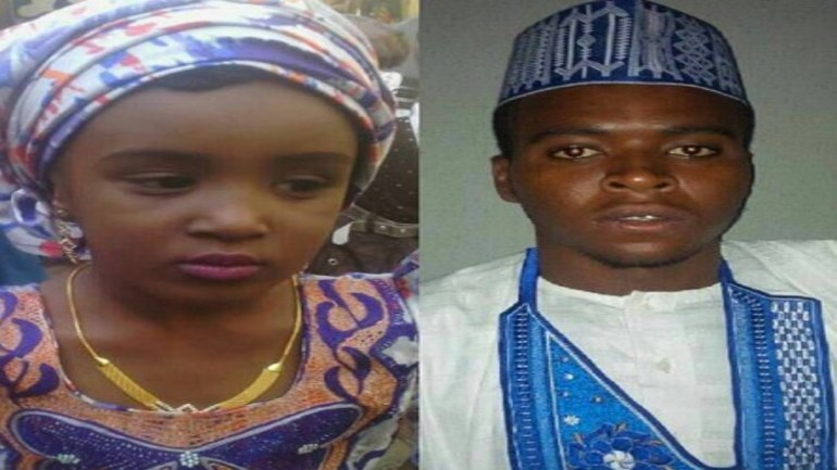 Photos: 10 Year Old Nigerian Girl Marries 28 Year Old Man In Kano