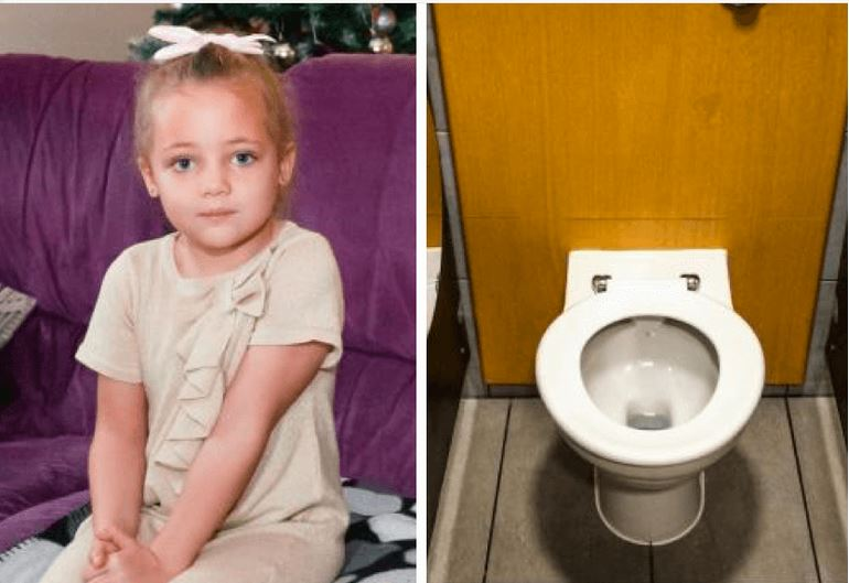 Video 4 Year Old Superglued To Mcdonald S Toilet In