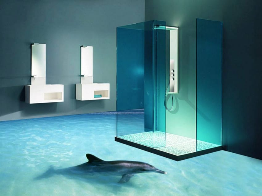 dolphin-bathroom