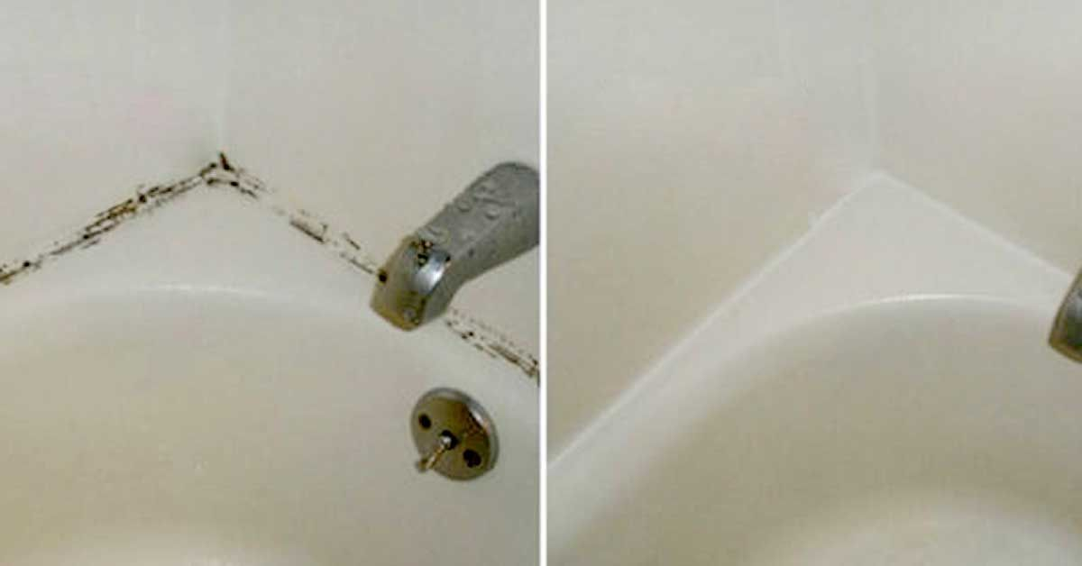 how to get rid of surface mold in bathroom