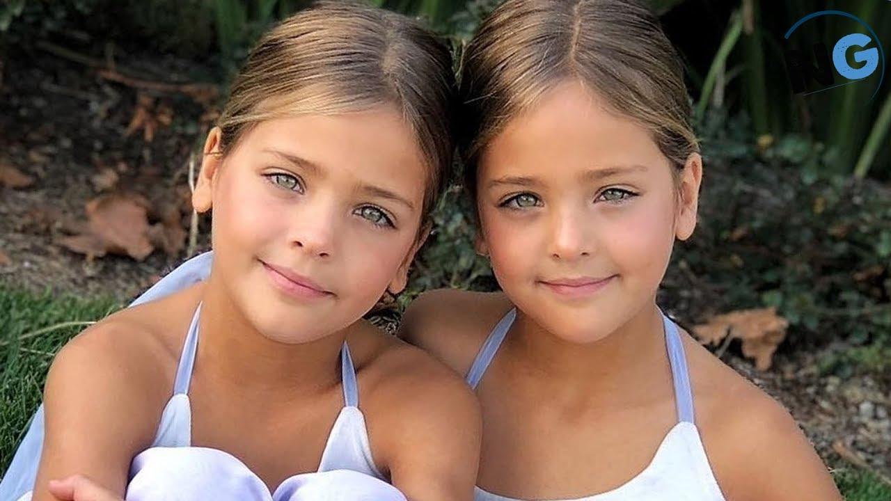 """Identical-Twin-Sisters-Deemed-""""Most-Beautiful-Twins-In-The"""