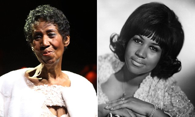 Aretha Franklin gravely ill at 76: Queen of Soul surrounded by family