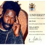 Buju Banton Earned Master's Degree While In Prison