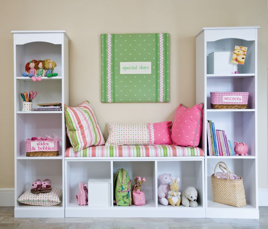 Best Storage Ideas For Toys Reading Bench 14
